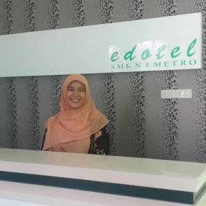 edotel SMK Negeri 1 Metro